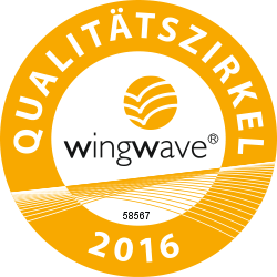 Logo Wingwave Qualitätszirkel - Was ist Wingwave - hartig coacht in Köln und NRW
