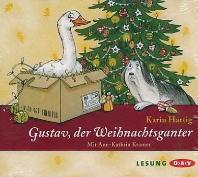 CD Gustav der Weihnachtsganter - Karen Hartig