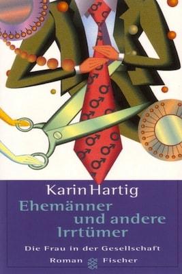 Buchcover Ehemänner und andere Irrtümer - Karen Hartig